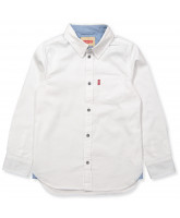 Langarmshirt Oxford