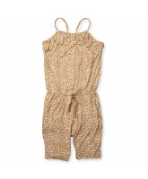 Jumpsuit in Caramel leo