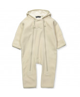 Fleece-Overall in Kit/Vanilla