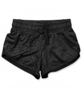 Leo-Shorts in Schwarz