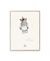 MADO x Soft Gallery Poster Space - 30x40 cm