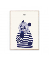 MADO x Soft Gallery Poster Coney - 30x40cm