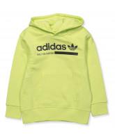 Sweatshirt in Gelb