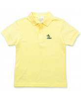 Polo T-Shirt in Gelb
