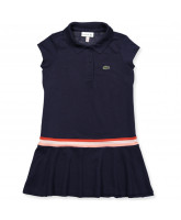 Kleid in Navy