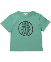 T-Shirt Palm Smile