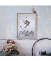 Poster Miss Edda - 50x70 cm