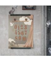 Poster 123 - 50x70 cm