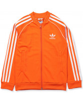 Trainingsjacke in Orange