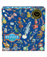 Puzzle 64 Teile - Roboter