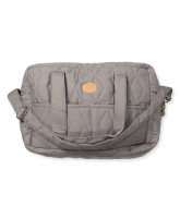 Wickeltasche in Dark Grey
