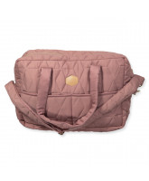 Wickeltasche in wild rose