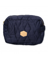 Kulturtasche in Dark Blue