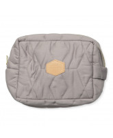 Kulturtasche in Dark Grey