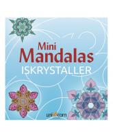 Mini Mandalas - Eiskristalle