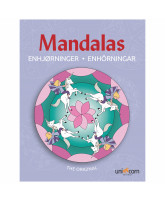 Mandalas - Einhörner