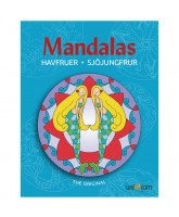 Mandalas - Meerjungfrauen