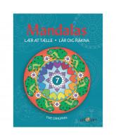 Lerne zählen mit Mandalas