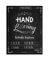 Hand Lettering Übungsheft Buchstaben