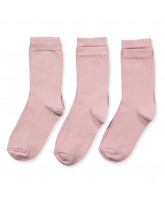 3er-Pack Socken in Rosa