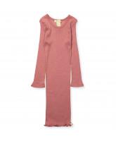 Kleid Bina mit Seide
