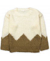 Pullover in Ivory