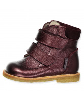 Tex-Winterstiefel in Bordeaux