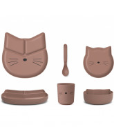 Bamboo Esslern-Set Jules - Junior