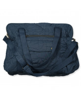 Wickeltasche in Navy