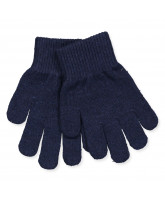 Fingerhandschuhe in Navy