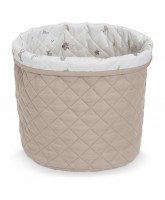 Bio Quilted-Korb