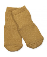 Stoppersocken in Bronze