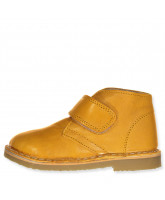 Winterstiefel in Mustard
