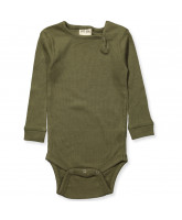 Body in Olive Green