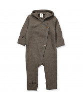 Fleece-Overall Woolly aus Wolle