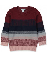 Bio Pullover in Bordeaux