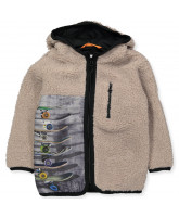 Fleece-Jacke Ugo