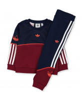 Sweat-Set in Navy