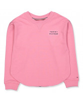 Sweatshirt in Pink