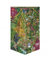 Puzzle Deep Jungle - 2000 Teile