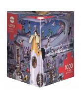 Puzzle Rocket Launch - 1000 Teile