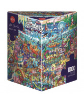 Puzzle Magic Sea - 1000 Teile