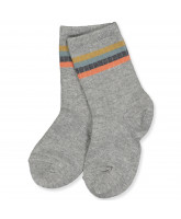 Socken in Grey