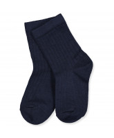 Socken in Deep Navy