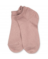 Socken in Rose Grey