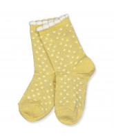 Socken in Light Yellow