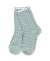 Socken in Mint
