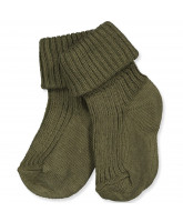 Babysocken in Army