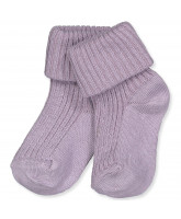 Babysocken in Soft Lavender