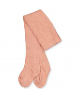 Strumpfhose in Peach